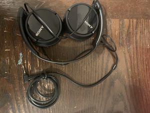 Sony headphones for Sale in Los Banos, CA