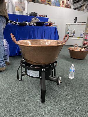 Copper pots (rare) for Sale in Lakewood, WA