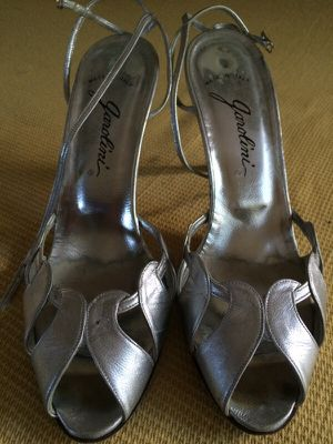 Garolini Italian ladies pumps shoes, size 8 and, made in Italy, leather soles. for Sale in West Palm Beach, FL