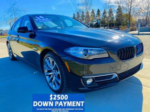 2014 BMW 5 Series for Sale in Sacramento, CA