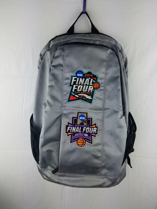 Wilson Women's 2018 NCAA Final Four San Antonio Platinum Backpack! Rare!