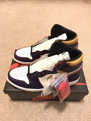 Jordan 1 High OG Defiant Nike SB LA To CHI Size 12 for Sale in Irvine, CA