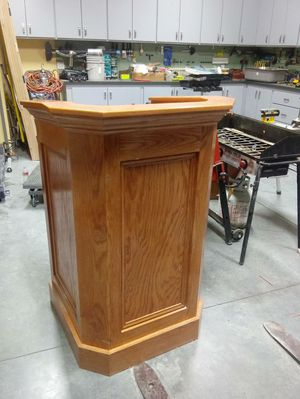 Church pulpit for Sale in Richland, WA
