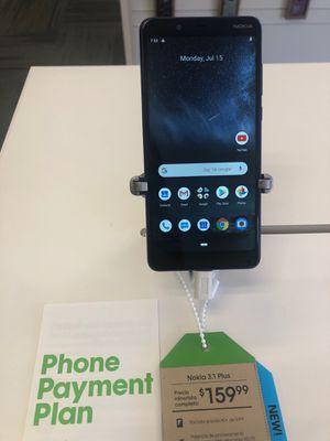 Nokia 3.1 plus for Sale in Oceano, CA