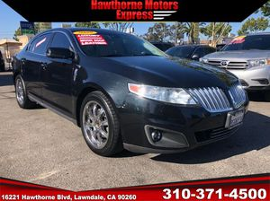 2009 Lincoln MKS for Sale in Lawndale, CA