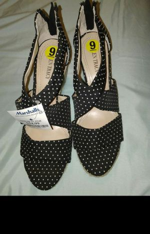 Black and white stiletto heels for Sale in Springfield, MA