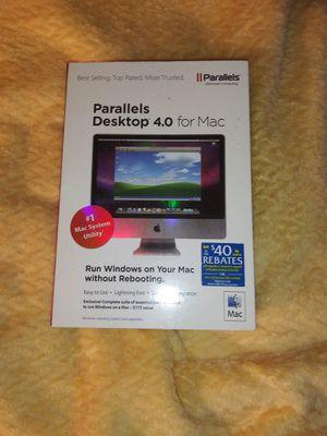 Parallels Desktop 4.0 for Sale in La Mesa, CA