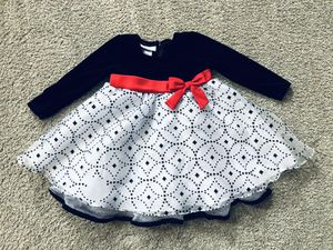 Christmas Holiday Toddler Dress for Sale in Stafford, VA