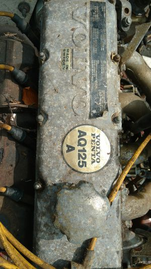 Volvo Penta 4 cylinder engine complete. for Sale in Gardners, PA
