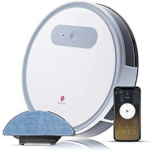 Lefant M501-A Robot Vacuum Cleaner and Mop, Wi-Fi Connectivity, Self Charging Robotic Vacuum Cleaners for Pet Hair, Quiet, Powerful Suction for Sale in Stuart, FL
