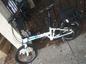 Oyama AX3 Aluminum Folding Bike for Sale in Washington, DC