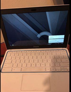 hp chromebook 11 SMBO for Sale in San Bernardino, CA