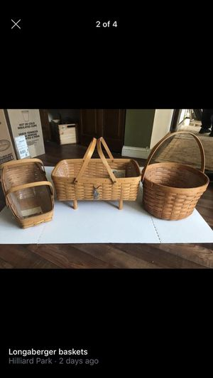 Longaberger for Sale in Hilliard, OH