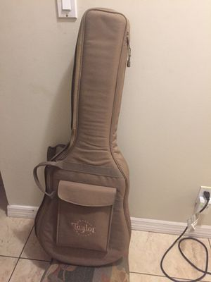 Taylor Guitar Guitar Bag for Sale in Tamarac, FL