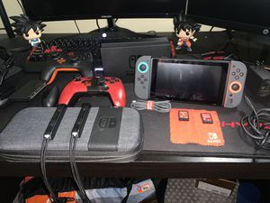 NINTENDO SWITCH LIKE NEW USED 3 times for Sale in Silver Spring, MD