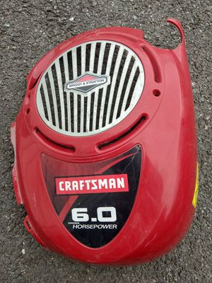 Craftsman 6HP lawn mower engine cover for Sale in Malta, NY