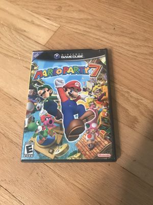 Nintendo GameCube Mario Party 7 for Sale in Closter, NJ