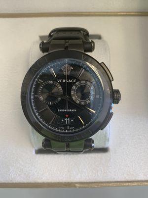 Versace Watch 45mm for Sale in Midlothian, VA