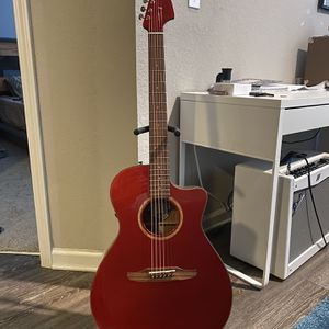 Fender Newporter Classic HRM California Series Acoustic Electric Guitar for Sale in Clearwater, FL