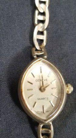 10k Solid Gold Geneve Women's Watch (Read Description) for Sale in Fresno,  CA