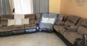 Sectional for sale! $200 OBO! for Sale in VLG WELLINGTN, FL