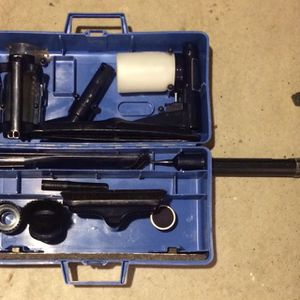 Genuine Kirby Vacuum Accessories w/ Carry Case (Original Tradition 3CB Parts) for Sale in Berkeley, CA