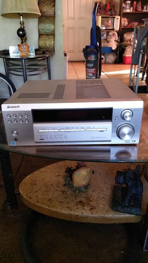 Pioneer Receiver 260Watts for Sale in Madera, CA