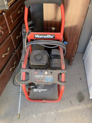 Pressure Washer for sale for Sale in Oklahoma City, OK