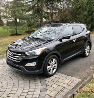 2013 Hyundai Santa Fe Sport 2.0 AWD Carfax certified 1-owner for Sale in Marlboro Township, NJ