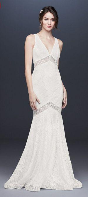 Galina Size 8 wedding dress for Sale in Centralia, WA