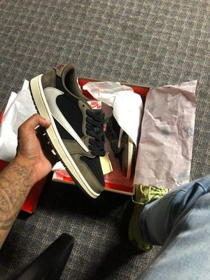 Jordan 1 Retro Low OG Sp Travis Scott for Sale in Atlanta, GA