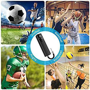 Electric Ball Pump,Smart Air Pump Portable Fast Ball Inflation with Accurate Pressure Gauge and Digital LCD Display for Football Basketball for Sale in Tampa, FL