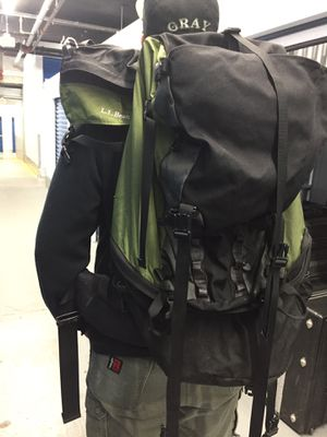 LLBean Hiking Backpack for Sale in UNIVERSITY PA, MD