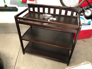 Baby changing table for Sale in Foothill Ranch, CA