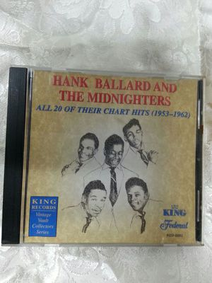 Hank Ballard and The Midnighters (All 20 of Their Chart Hits [1953-1962]) for Sale in Bladensburg, MD