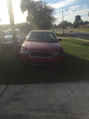 03 Audi A4 convertible for parts for Sale in Orlando, FL