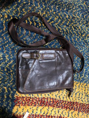 EDC Leather Bag for Sale in Purcellville, VA