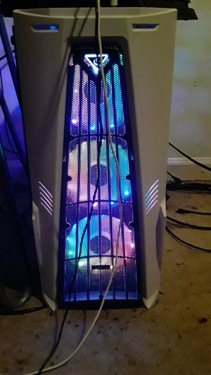 Apevia gaming pc for Sale in Wellington, AL