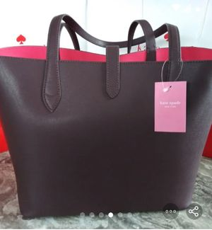 Kate Spade tote bag chocolate color pickup from 5198 118th street for Sale in Jacksonville, FL