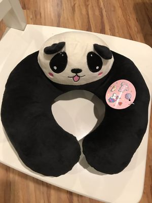Panda U Shaped Cushion Neck Pillow for Sale in Cypress, CA