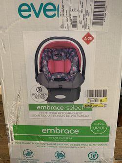 Evenflo Infant Car Seat for Sale in Denville,  NJ