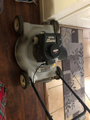 """Murray 20"""" 3.5hp classic lawn mower for Sale in Las Vegas, NV"""