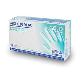 Medical Latex Gloves Powder Free - Size Medium -💯 Per Box - 7 Boxes Left for Sale in Downey,  CA
