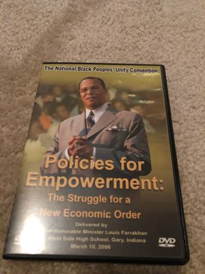 Policies for Empowerment: The Struggle for a New Economic Order for Sale in Greenville, SC