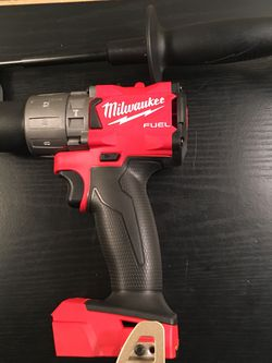 "Brand New Milwaukee M18Fuel 1/2""(13mm)Hummer Drill Driver (Brand New )Nuevo for Sale in Las Vegas,  NV"