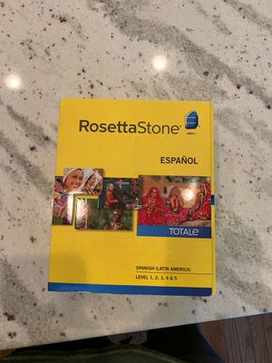 Rosetta Stone for Sale in Frederick, MD