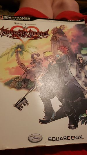 Kingdom Hearts Strategy Guide for Sale in Simpsonville, SC