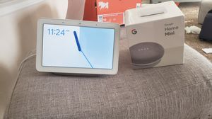 Google Nest Hub & Google Home Mini (2nd Gen) for Sale in Houston, TX