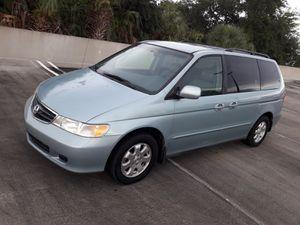 2003 Honda odyssey minivan for Sale in Tampa, FL