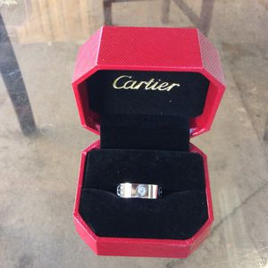New Cartier Ring Size 7 (Silver Color) for Sale in Los Angeles, CA